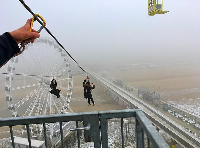 ziplinen-pier-scheveningen