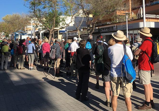 Mallorca-wandelvierdaagse