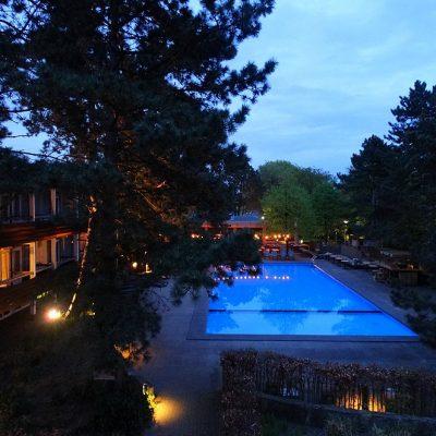 Badhotel Rockanje: sfeervol en rustig gelegen hotel met zwembad bij zee
