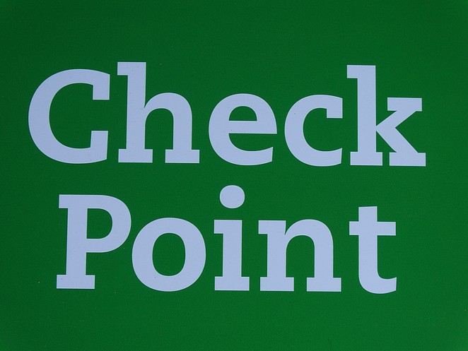 check point-mallorca-walking-event