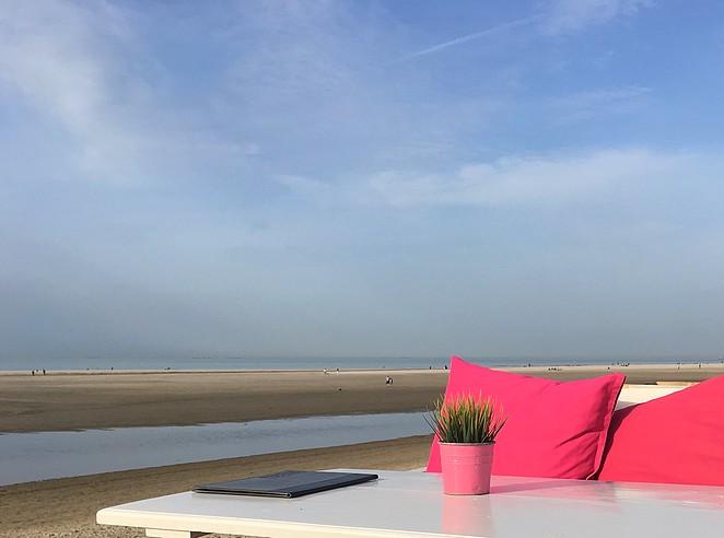 flamengos-strandtent-kijkduin