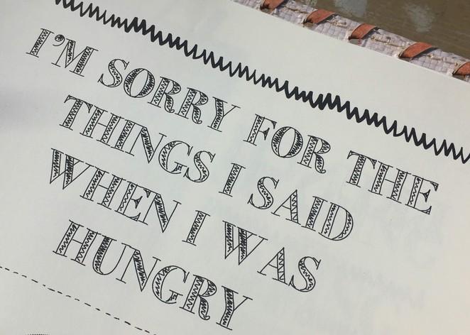 honger