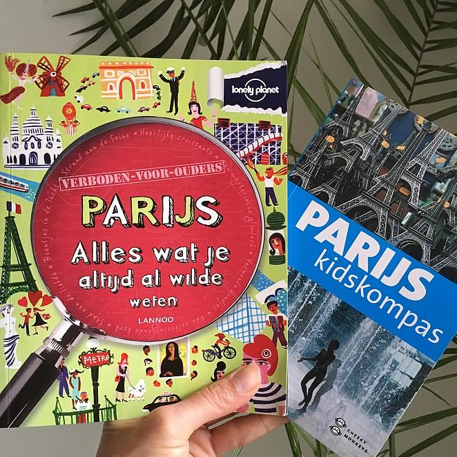 Leuke reisgids Parijs voor kinderen
