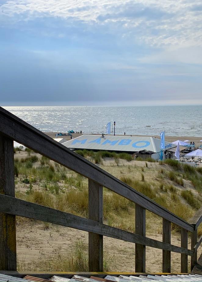 strandtent-kijkduin