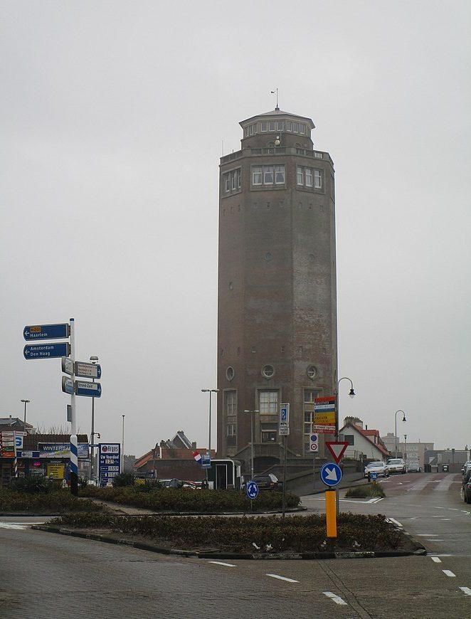 watertoren-zandvoort
