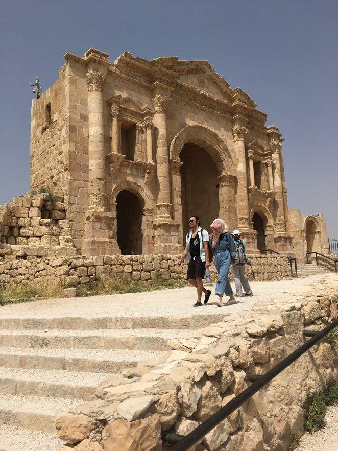 jerash-jordanie