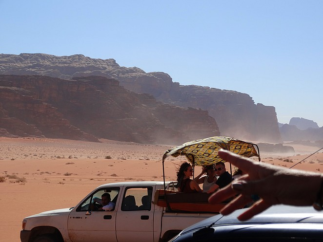 jordanië-jeepsafari-wadirum
