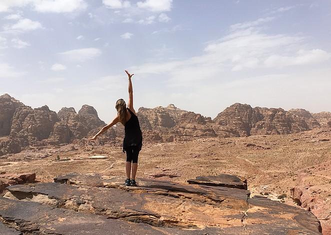 jordanië-hoogtepunten