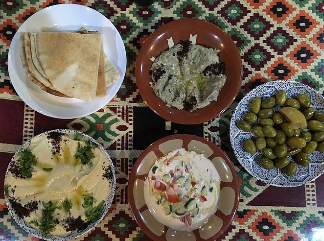 lekker-eten-in-jordanie-mezze