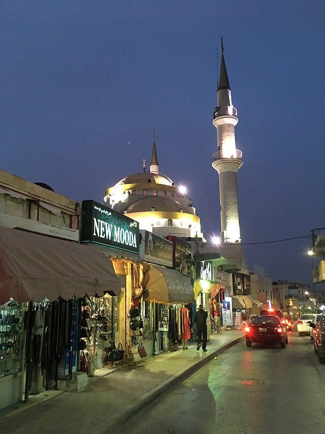 madaba-jordanië