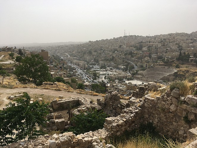 mooiste-plekken-jordanië-amman