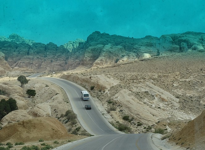 mooiste-route-little-petra-jordanie