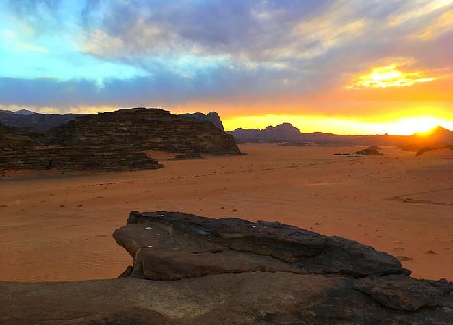sunset-wadi-rum