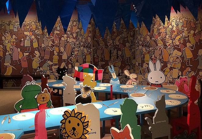 kinderfeestje-kinderboekenmuseum