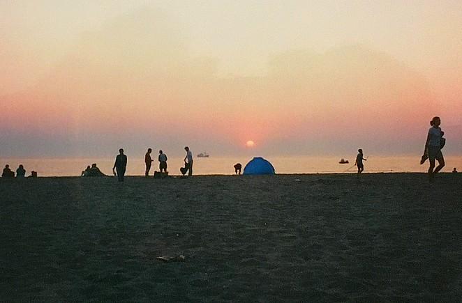 kamperen-op-het-strand