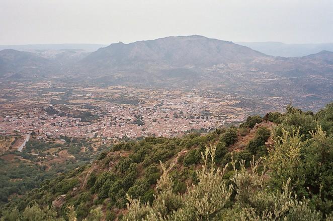 oliena-sardinië