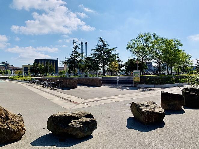 wijkpark-verademing