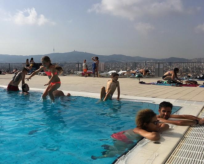 zwemmen-in-barcelona