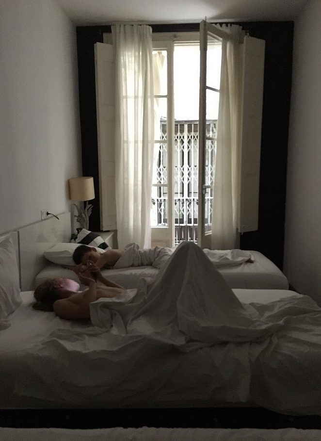 barcelona-met-kinderen-overnachten