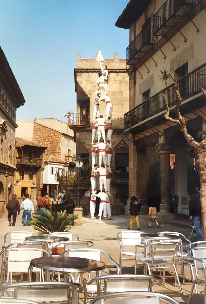 castellers-barcelona