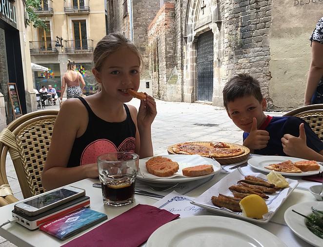lunchen-in-barcelona