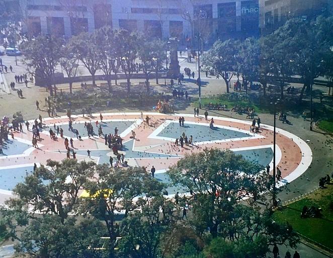 plaza-de-cataluna-barcelona