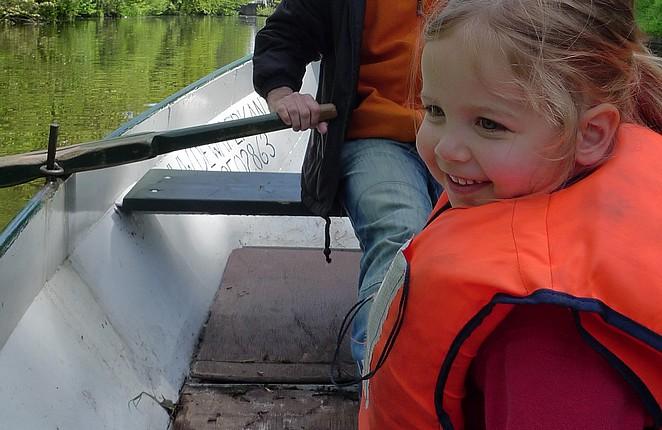 roeien-westbroekpark-kinderen