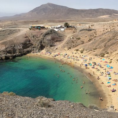 Playa Papagayo: het mooiste strand van Lanzarote