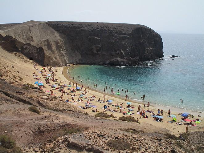 playa-papagayo-mooiste-strand-lanzarote