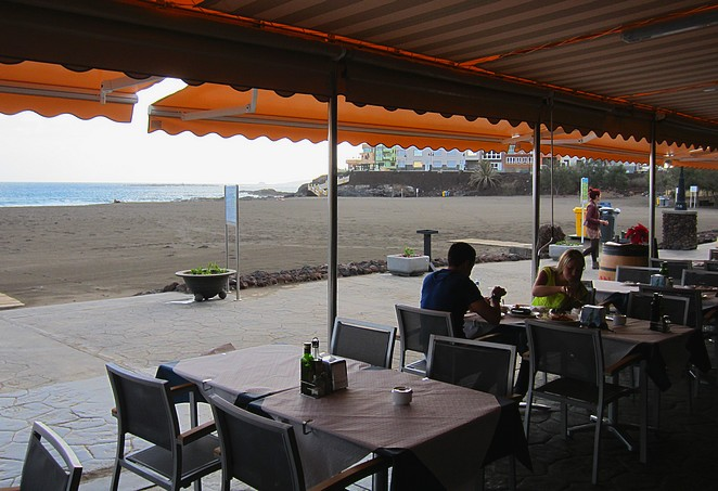 restaurant-melenara-beach
