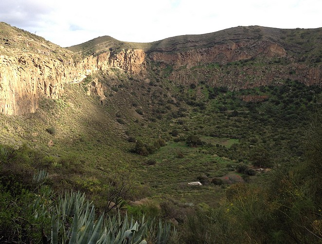 wandeling-vulkaankrater-gran-canaria