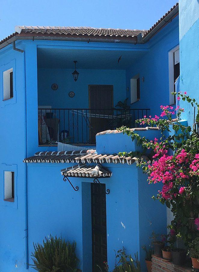 juzcar-blauw-huis