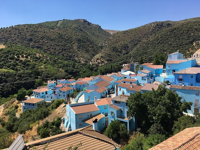 aldea-azul