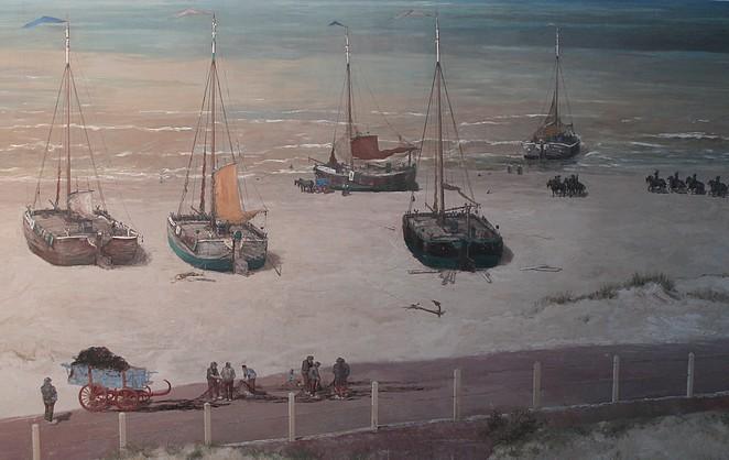 schilderij-scheveningen-den-haag