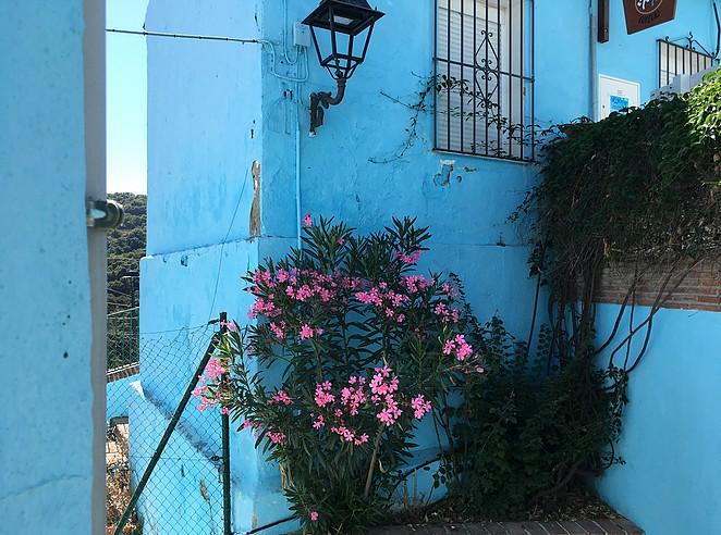 blauw-dorpje-spanje