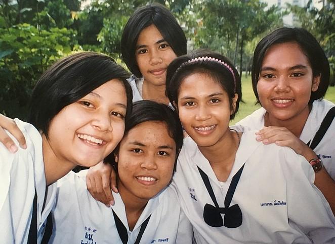 thaise-meisjes