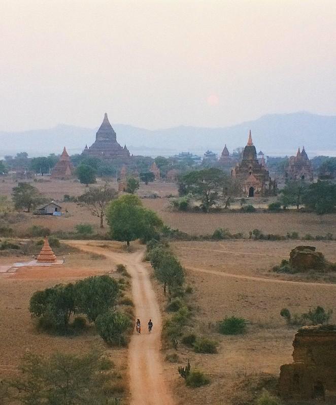 Myanmar-februari