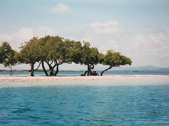 eiland-venezuela