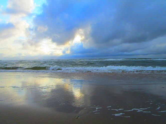 dagje-strand-uitwaaien