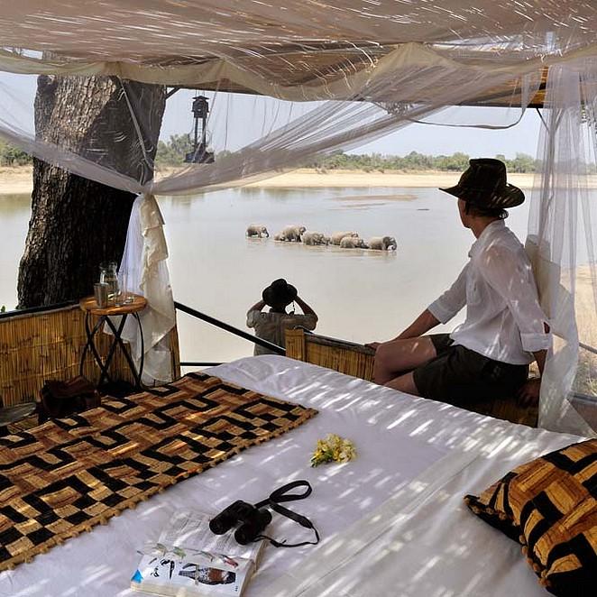 Mooie landen in Afrika voor een luxe rondreis