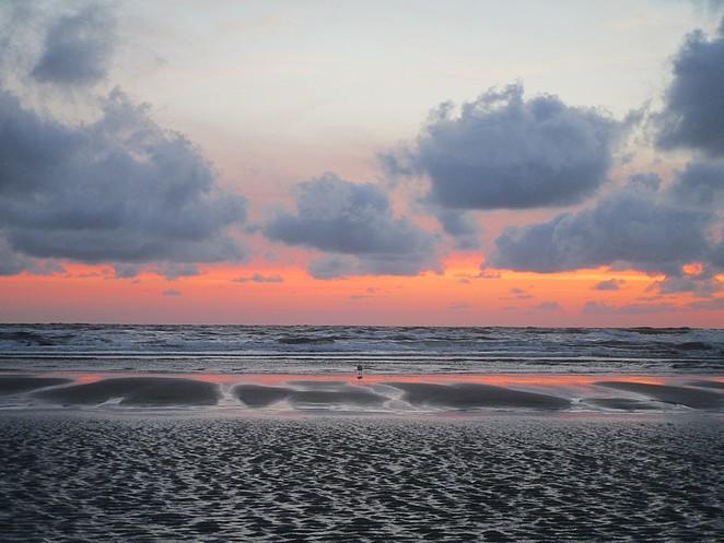 uitje-strand