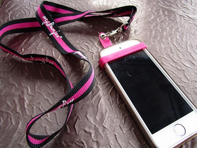 bunjee telefoonkoord-smartphone