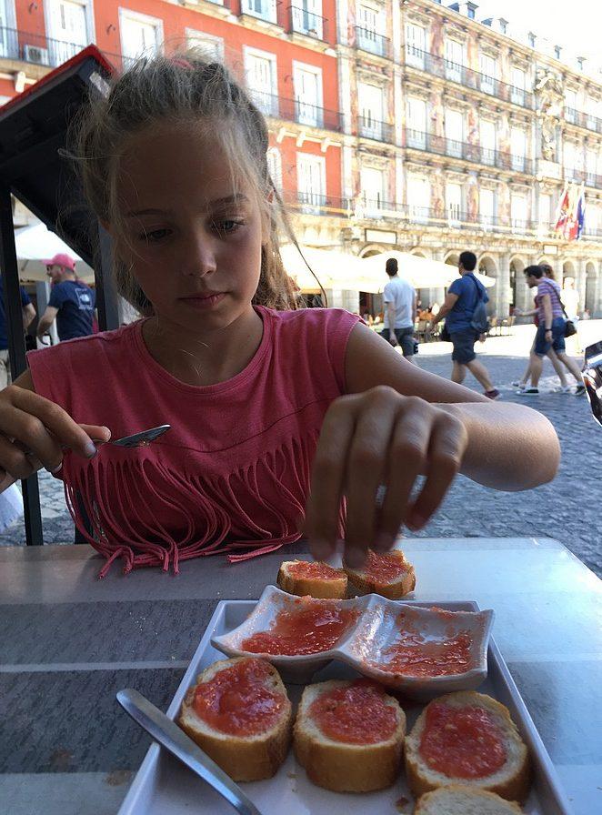eten-madrid-kinderen