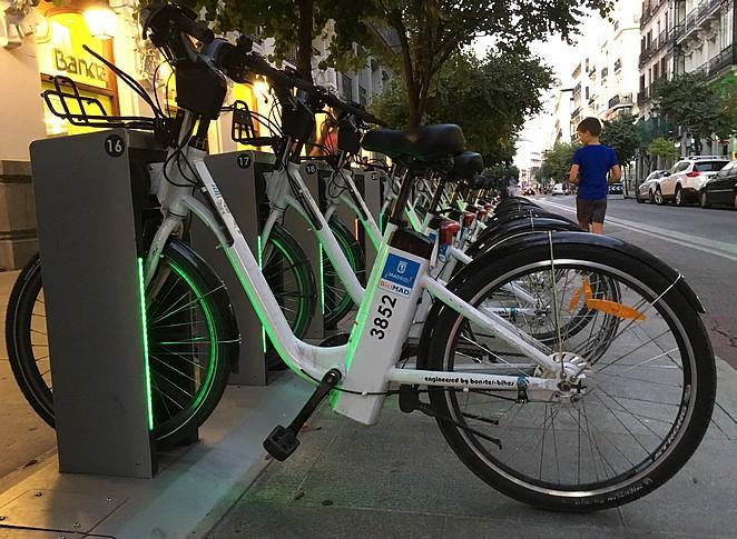 fietsen-in-madrid