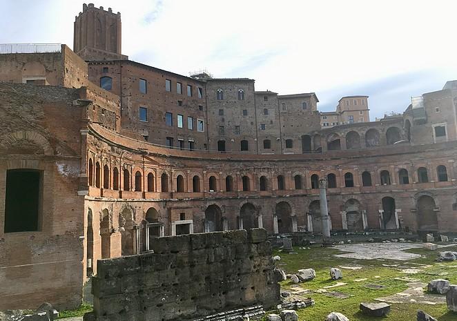 markt-van-trajanus-rome