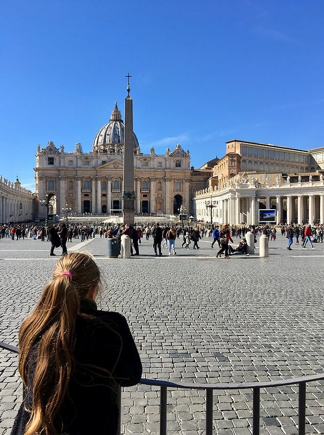 sint pieter-en-vaticaanse-musea