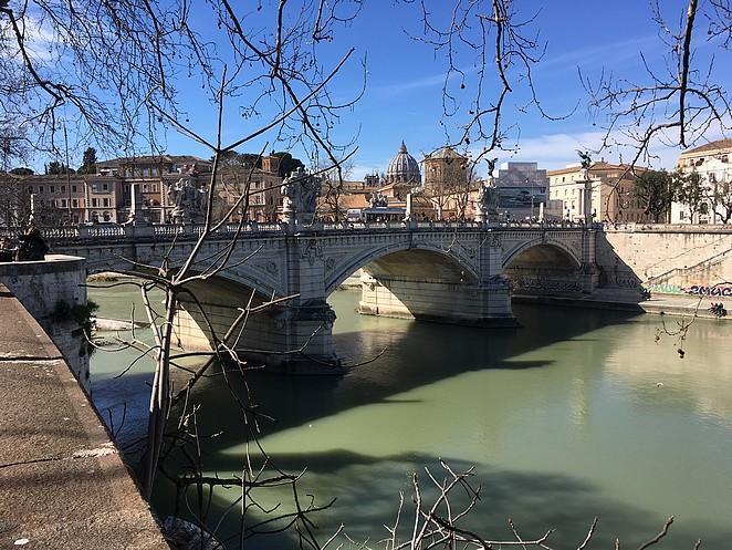 van-rome-naar-vaticaanstad