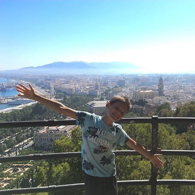0f65e7351cf Wat te doen in Malaga met kinderen: leuke kids tips Malaga - Follow ...