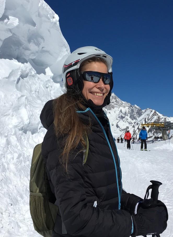 skiën-met-helm