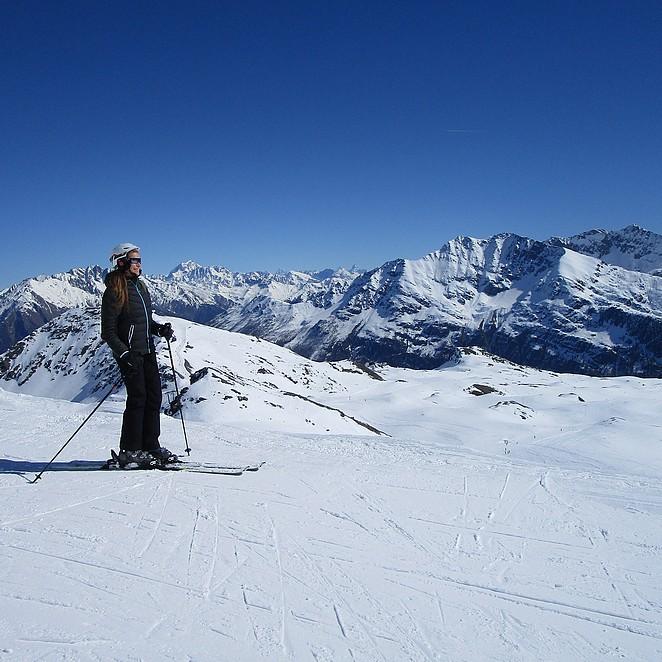 Wintersport Valle d'Aosta: skiën op het dak van Europa
